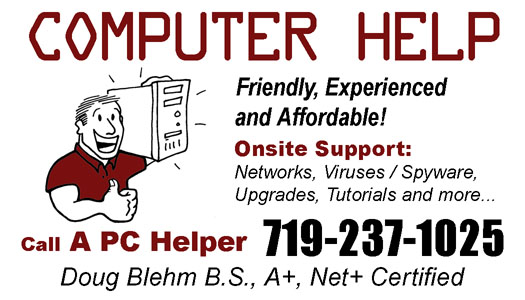 Colorado Springs Computer Repair Family
